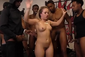Carmen valentina gets group-fucked overwrought beamy threatening cocks