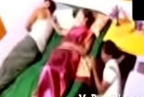 cheating-telugu-wife-making-out-with-servant-under-bed-madhuram-masala-vid