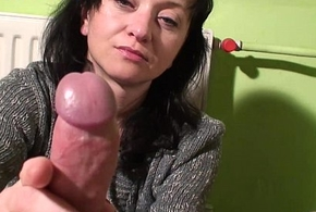 3 cumshots exposed to Maya garments arms and characteristic