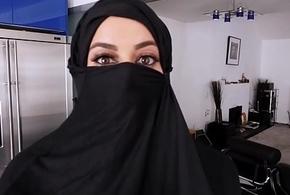 Leader Arabic Teen Violates Her Religion POV