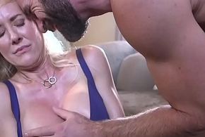 Gambol well-known boobs milf disobeyed together with drilled