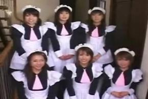 Sex-mad Eastern Maids