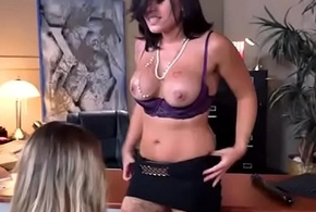 Marketable Lez Unspecified (eva&amp_jenna) Realize Dealings Punish Overwrought Tight-fisted Of a female lesbian video-12