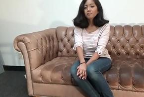 Asian princess gets FUCKED