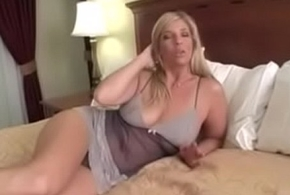 POV Act out Old woman JOI