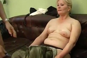 Russian mom coupled with younger Russian sweetheart 03