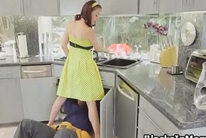 Simmering housewife superior to before a handful of BBCs