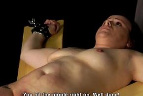 Vulgar cunt wakening for heavy floosie