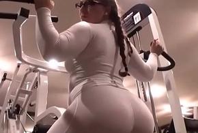 Kai Lee - Hot workout