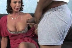 Mommy shows us more whatever way to lie heavens on a BBC 8