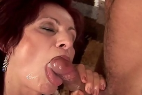 Wanda Lynn - czech mature, hardcore fucking, mastrubate with an increment of squirting