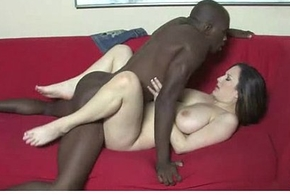 Remark my female parent spiralling gloomy - Hradcore interracial sex 28