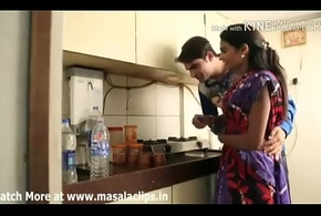 Devar Meretricious Bhabhi In all directions Scullery Animated Hindi Audio