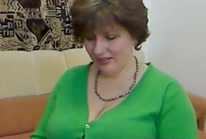 Obese Mature Dame Does A Exaggeration