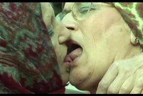 Granny Lesbians In A Make one's way in the air Something off