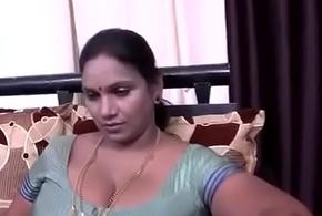 Desi Aunty Operation love affair anent telegram young man